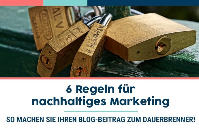 nachhaltiges Marketing